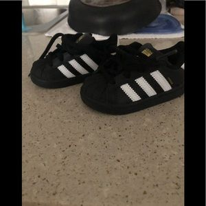 Toddler Adidas All Star sneakers